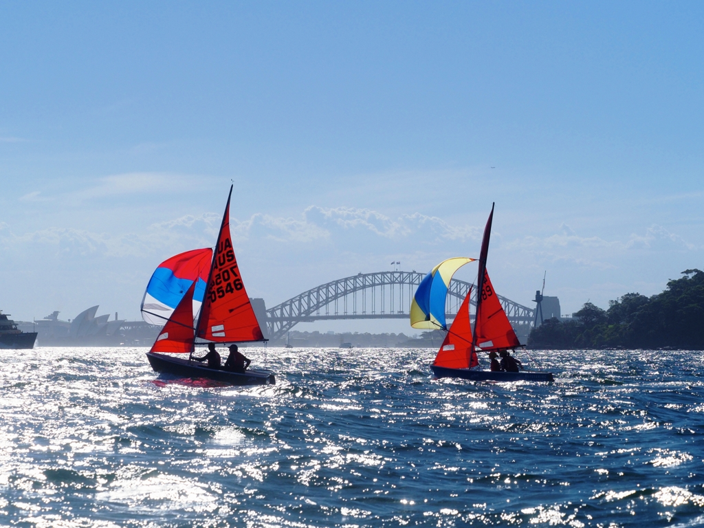 Mirrors racing, pre-worlds Sydney 2018
