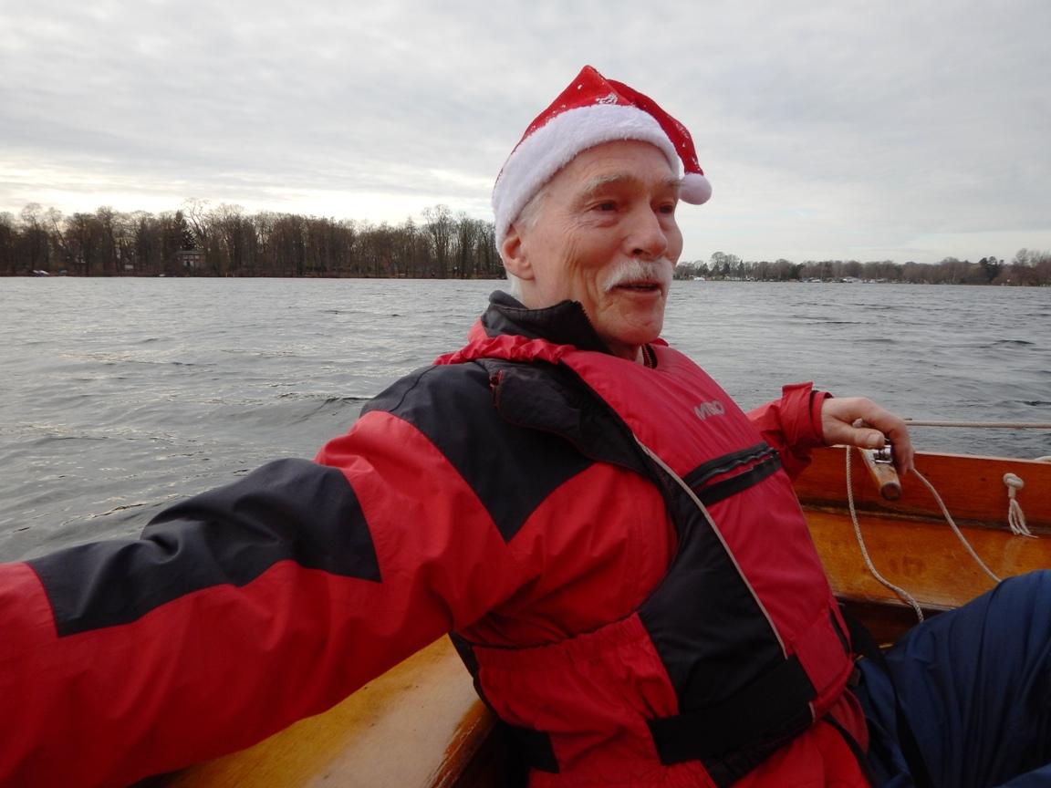 Santa No Comment