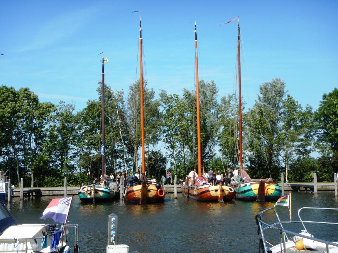 barge fleet